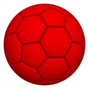 soccer ball color